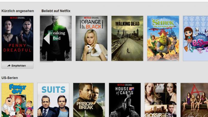Netflix soll Zugriffe per VPN und Proxy unterbinden