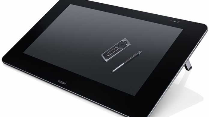CES: Grafik-Tablet und LCD-Grafiktablett von Wacom