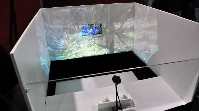 CES: Immersis projiziert Spiele in Surround