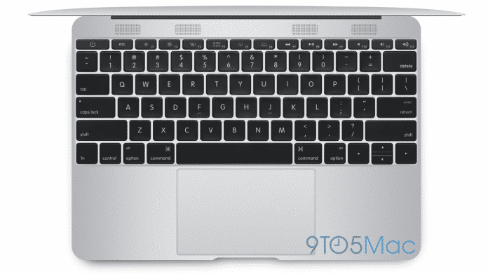 Bericht: 12-Zoll-MacBook mit nur noch zwei Anschlüssen