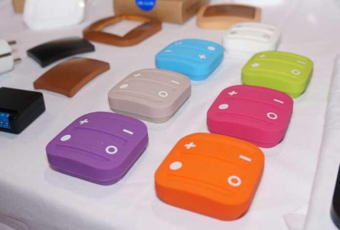 Das Design der Soft Remote von NodOn ist zweifellos Geschmackssache.