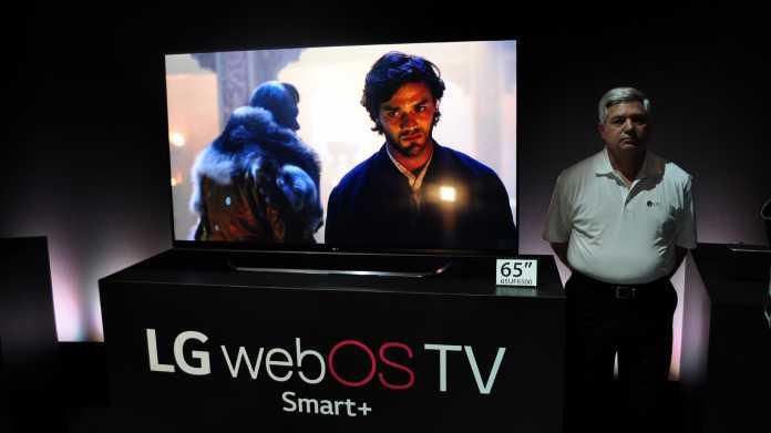 CES: Das Zeitalter der Fernseher-Betriebssysteme hat begonnen