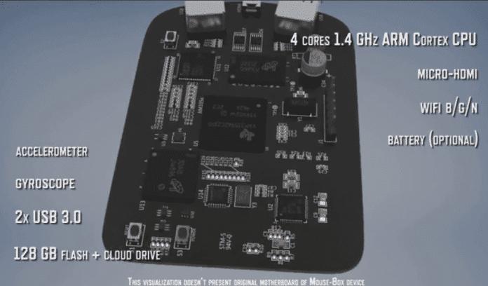 Text-Bildschere: Der abgebildete Prozessor (Sitara AM335x) hat, nur einen Kern und läuft auch nur mit 1 GHz.