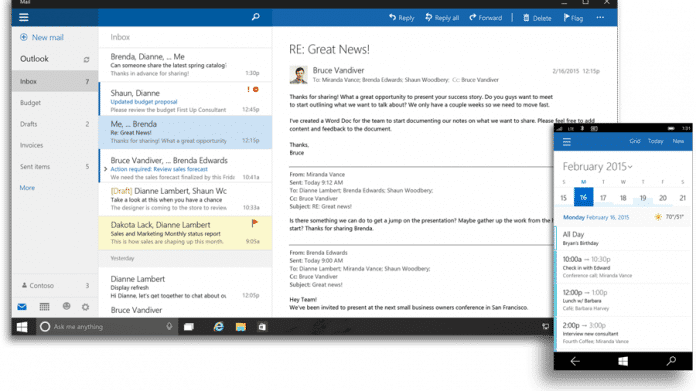 Für den Desktop: Office 2016 erscheint noch dieses Jahr