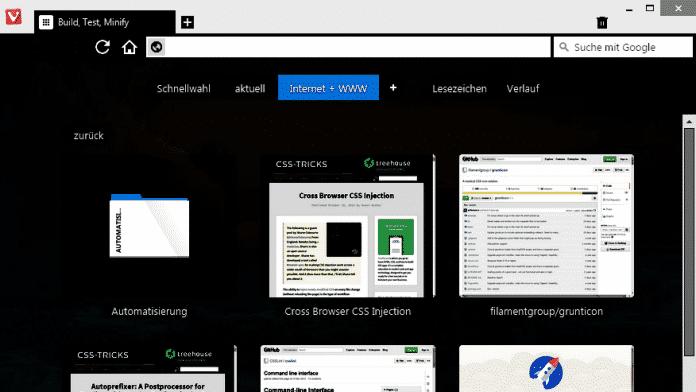 Vivaldi: Ehemaliger Opera-Chef zeigt neuen Web-Browser