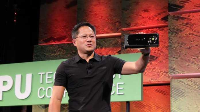 Kommentar: Nvidia -- einfach unverbesserlich