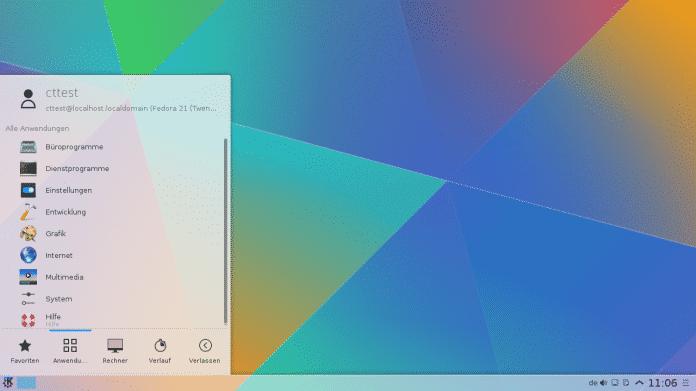 KDE Plasma 5.2