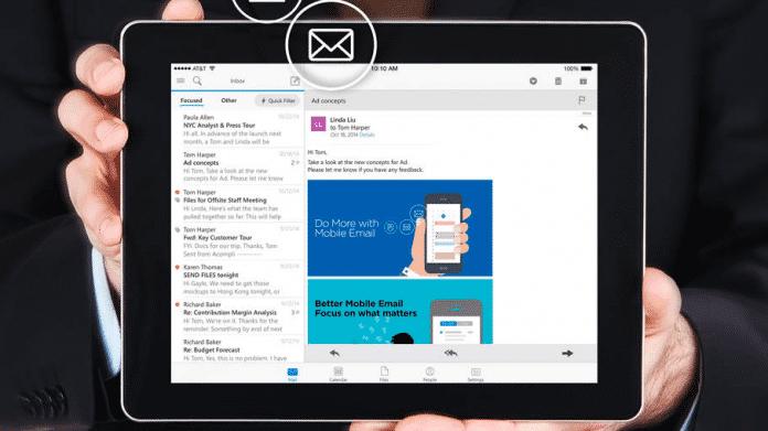 Microsofts Outlook-App schleust E-Mails über Fremd-Server