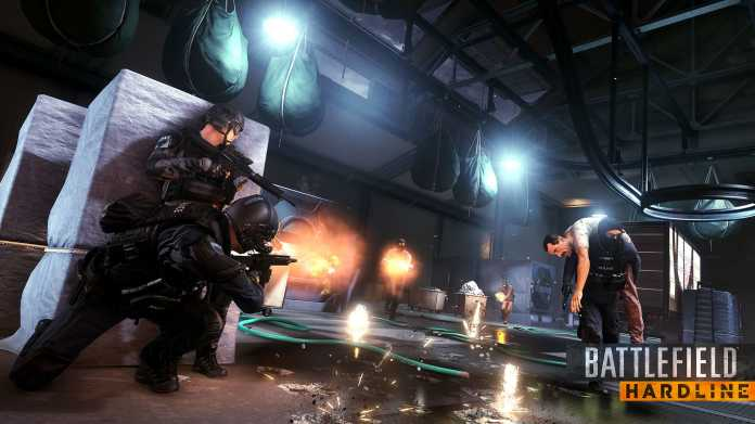 Multiplayer – Offene Beta zu Battlefield Hardline ab 3. Februar