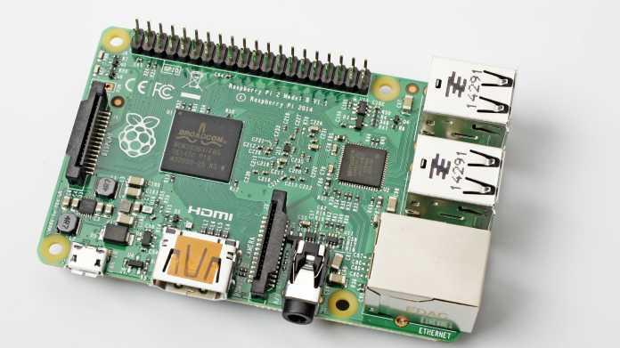Raspberri Pi 2: 4 Kerne, 1 GByte RAM - und Windows 10