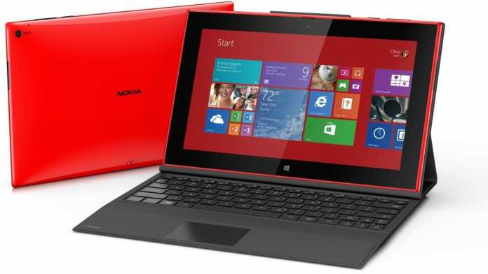 Lumia 2520: Microsoft stellt Produktion des letzten Windows-RT-Tablets ein