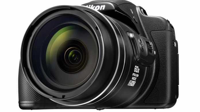 Nikon: Neue Coolpix-Modelle mit viel Zoom