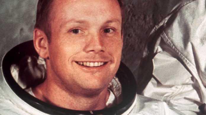 45 Jahre im Schrank: Mondlande-Kamera bei Neil Armstrong entdeckt
