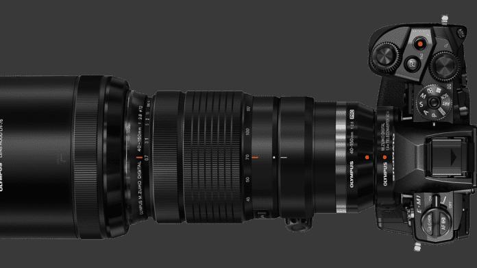Test: Olympus 40-150mm 1:2.8 Pro