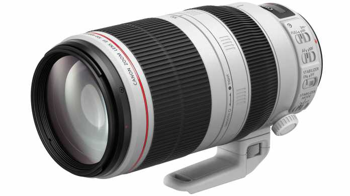 Canon EF 100-400mm f4.5-5.6L IS USM II