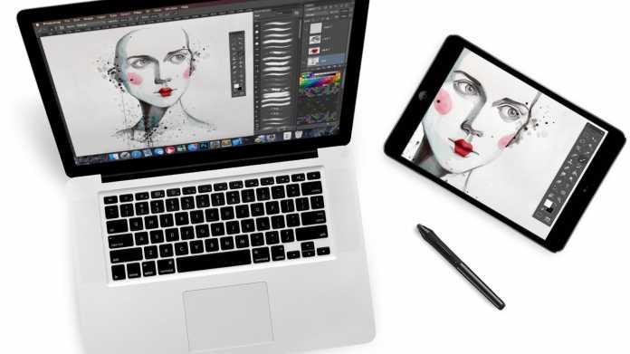 Astropad verwandelt iPad in Grafiktablett