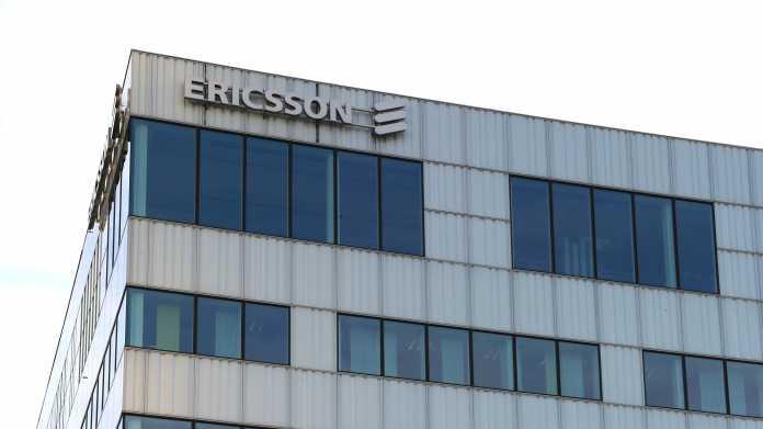 MWC: Ericsson präsentiert Hardware für 5G-Netze