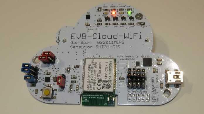 Embedded-World: Funksensoren für Cloud-Bastler