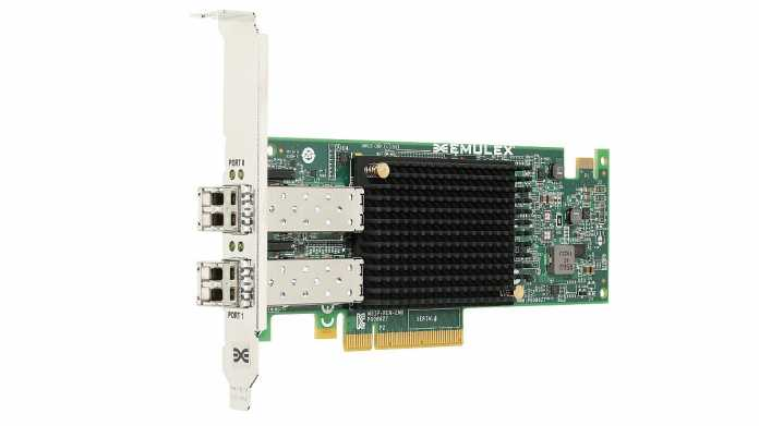 10-GbE-Adapter Emulex OneConnect Oce14102-NX
