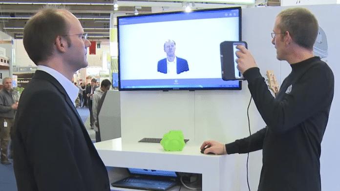 Ausprobiert: 3D-Scanner Cubify Sense von 3D Systems