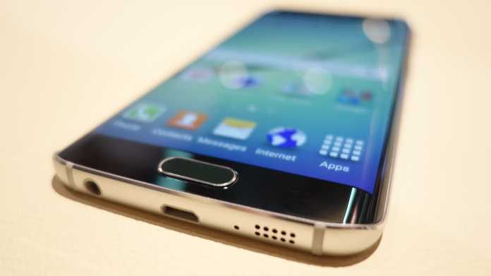Hands-on: Samsung Galaxy S6 Edge