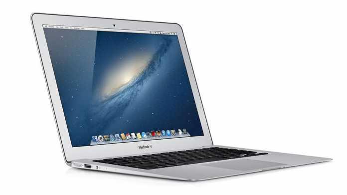 Details zu neuen MacBook-Air-Modellen –Retina-Modell womöglich erst später