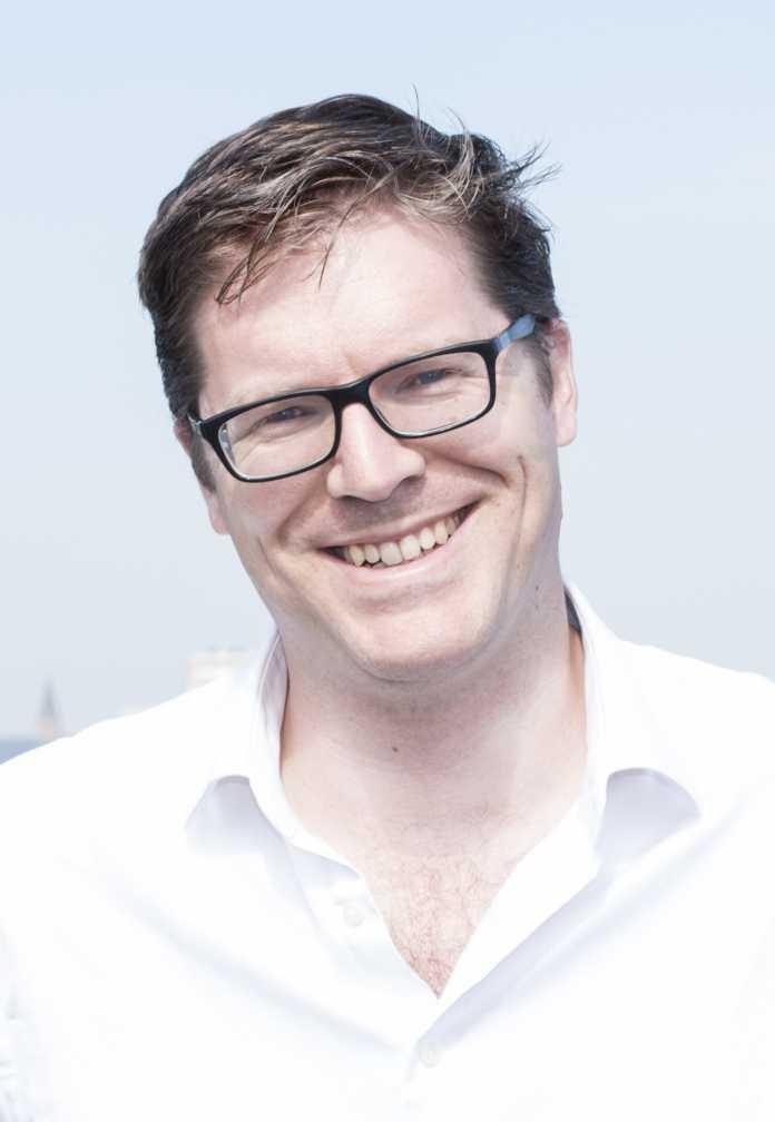Fairphone-CTO Olivier Hebert
