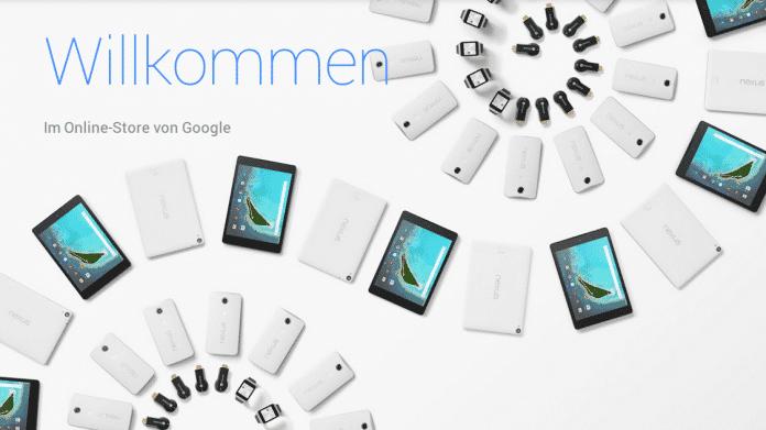 Google startet eigenen Store für Hardware