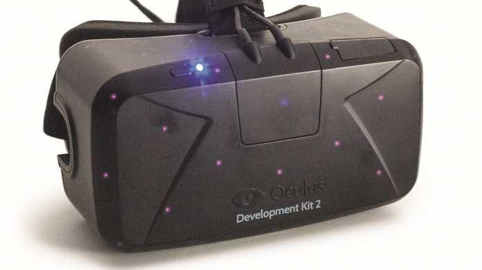 VR-Brille Rift: Zwei Displays statt ein Smartphone, Marktstart weiter offen