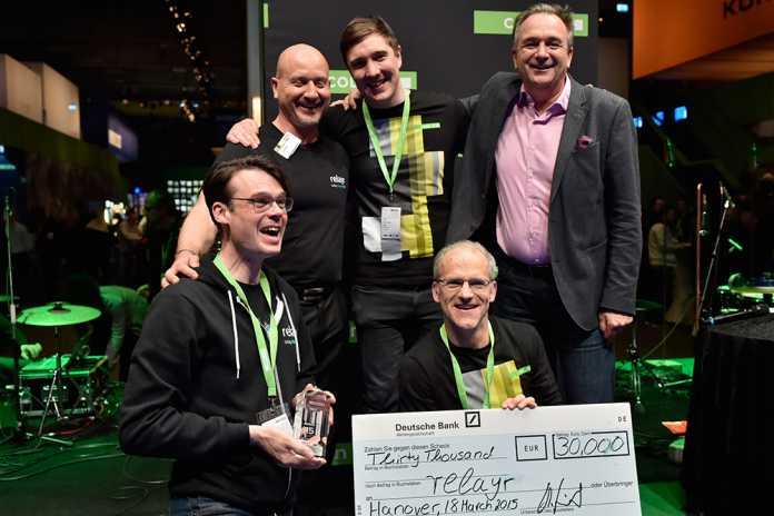 CODE_n15-Award-Gewinner relayr aus Berlin