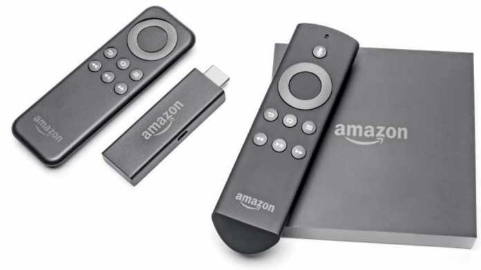 Firmware-Update für Fire TV & Fire TV Stick