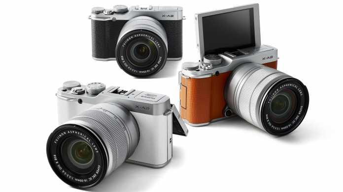 Test: Spiegellose Systemkamera Fujifilm X-A2