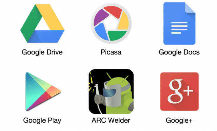 Android-Apps starten im Chrome-Browser