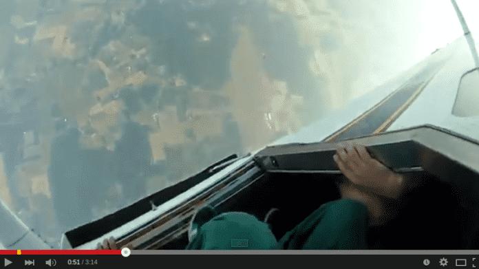 YouTube-Tipp: GoPro nach freiem Fall aus 3000 Meter intakt – und wiedergefunden.