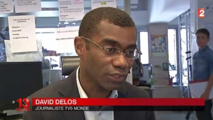 Passwörter im TV-Bild: Spekulationen zu TV5-Attacke