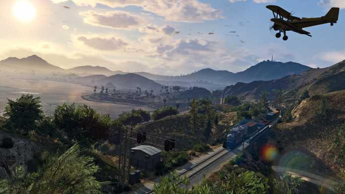 GTA V: Das Open-World-Meisterwerk erscheint für den PC