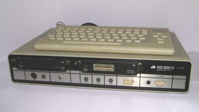 Vintage Computing Festival: Computern ohne Trinkbecherhalter