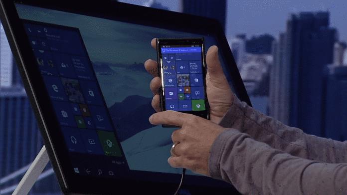 Continuum for Phones: Das Windows-Smartphone als PC-Ersatz