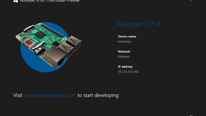 Build 2015: Windows 10 fürs Internet der Dinge