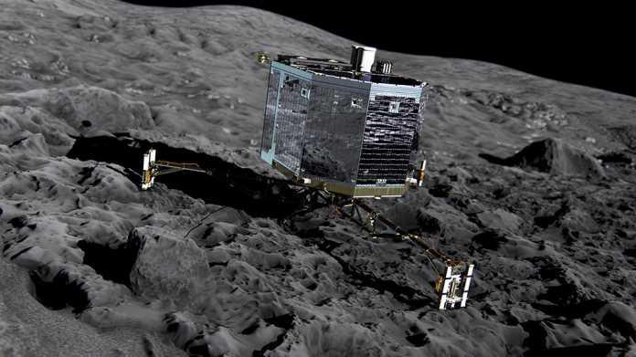 Die Spannung steigt: Dritter Kontaktversuch zur Kometensonde Philae