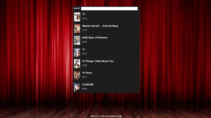 P2P-Streaming: Popcorn Time jetzt auch im Browser