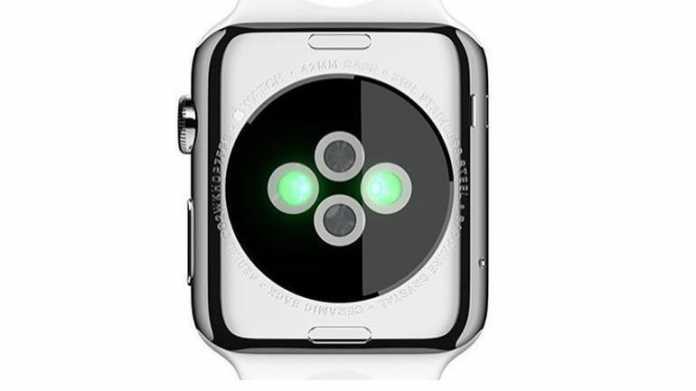 Apple-Watch-Herzfrequenzmessung: Apple limitierte Funktion absichtlich