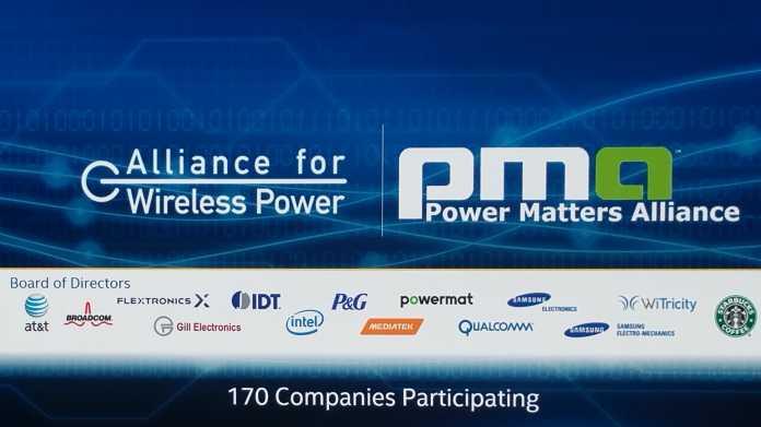 Wireless Charging: Qi-Konkurrenten A4WP und PMA fusionieren