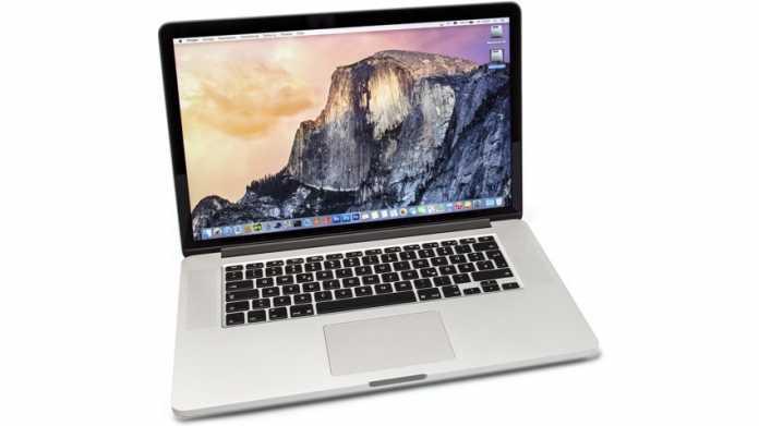"""Test: MacBook Pro 15"""" mit pfeilschneller SSD"""