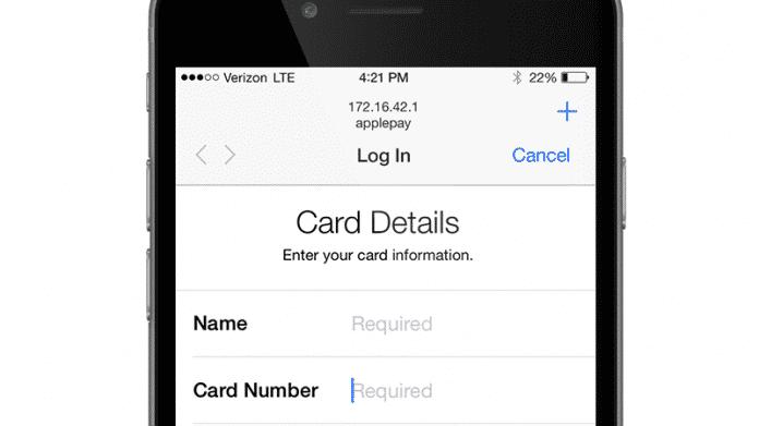 WLAN-Trick soll Apple-Pay-Nutzern Kreditkartendaten entlocken