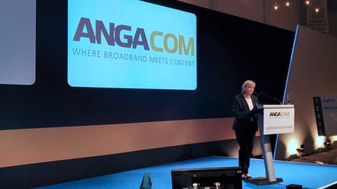 Medienforum NRW: Kraft wirbt für Netzneutralität