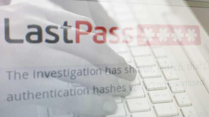 Hackerangriff auf Passwort-Manager LastPass