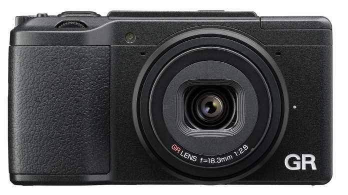 Ricoh kündigt Kompaktkamera GR II an