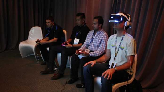 Getestet: VR-Brille Sony Morpheus