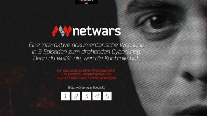 Grimme Online Award für Netwars
